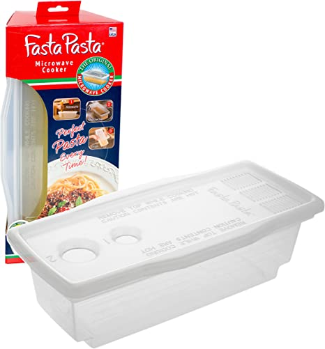 Amazon.com: The Original Fasta Pasta Cocedor de pasta para ...