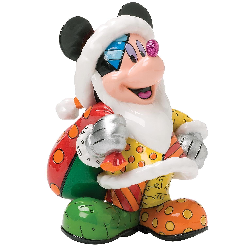 Disney Britto Micky Maus Weihnachten Dekofigur