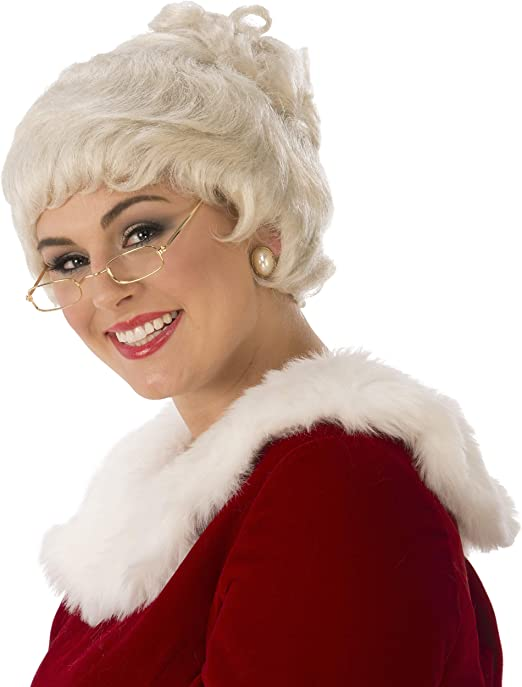 Amazon.com: rubies costume Co para mujer Deluxe Mrs Claus ...