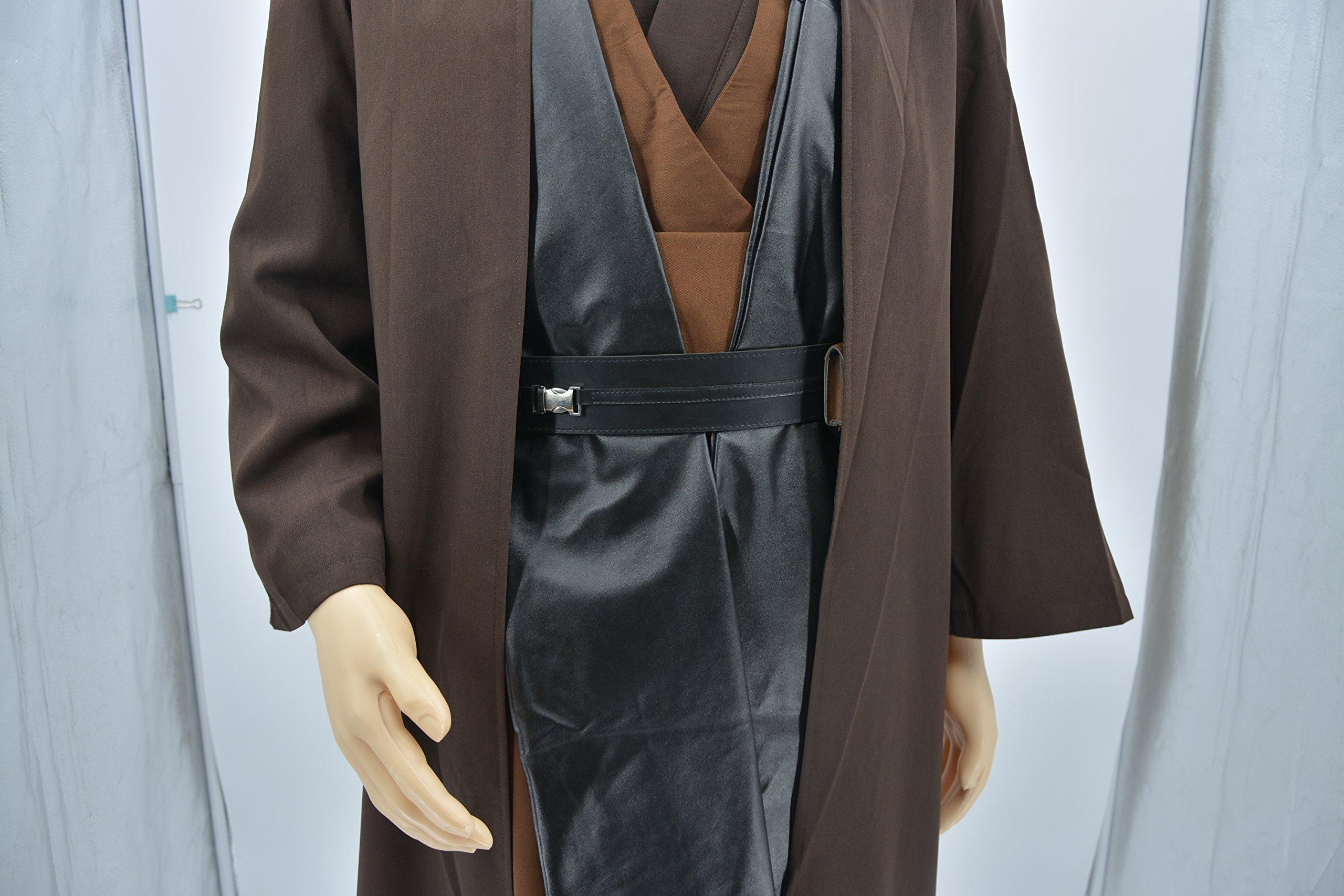 hideaway Star Wars Adult Deluxe Anakin Skywalker Costume [ Size : M, L, XL ] Cosplay (XL) by hideaway (Image #5)