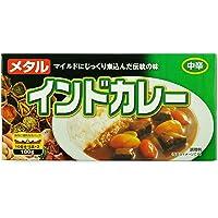 Metal美太露 咖喱(中辣味)180g(日本进口)