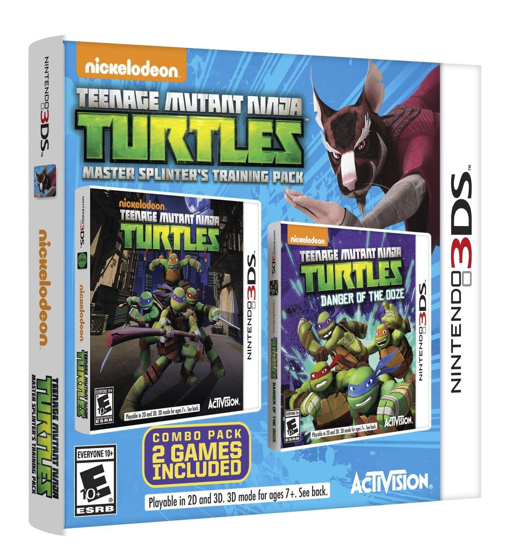 Amazon.com: Activision Teenage Mutant Ninja Turtles: Master ...