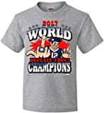 """Amazon Price History for:New England Patriots Super Bowl 51 Champions """"Deflate This"""" T Shirt - Unisex"""