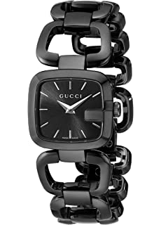 Gucci G-Gucci Womens Watch(Model:YA125504)