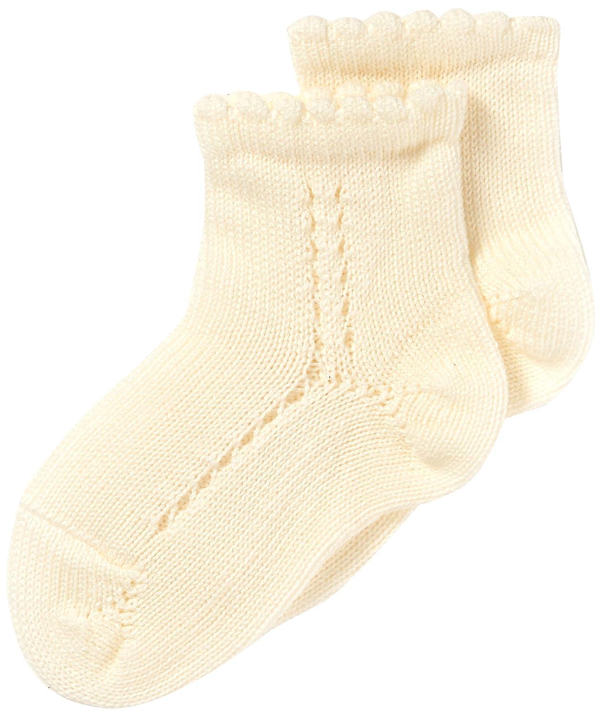 Condor Baby Socks Ivory (Cava 303) New Born (Size:0) 2569/4