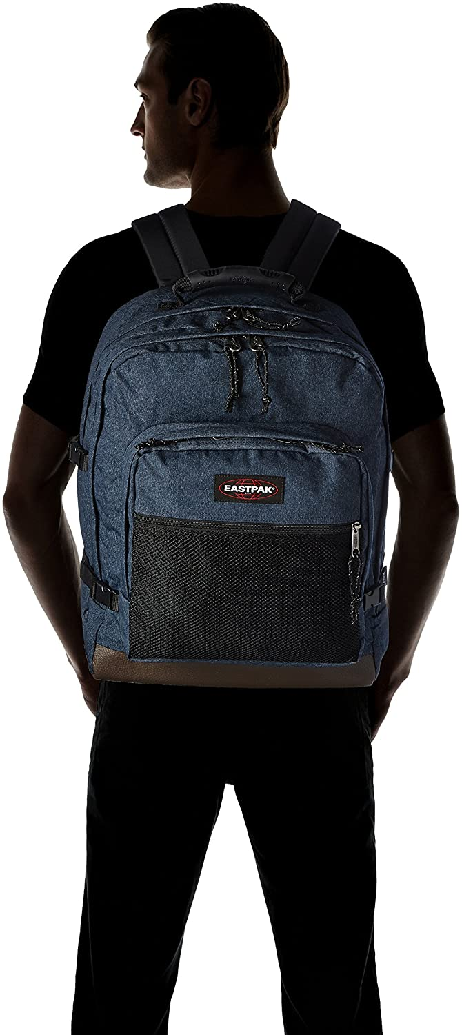 Amazon.com  Eastpak The Ultimate Backpack One Size Double Denim  Sports    Outdoors 5113ef902f7b0