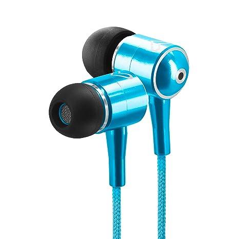 Energy Sistem Urban 2 - Auriculares in-ear, color azul