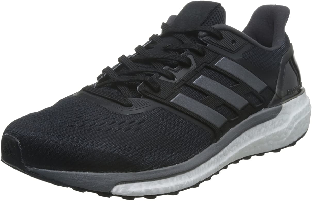 Adidas Supernova M- Zapatillas Running para Hombre, Negro (Core Black / Iron Metall / Grey), 39 1/3 EU: Amazon.es: Zapatos y complementos