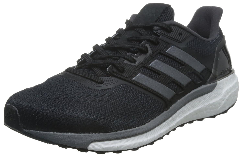 Adidas Supernova M- Zapatillas Running para Hombre 42 EU|Negro (Core Black / Iron Metall / Grey)