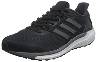 factory authentic 41f12 54ec5 Adidas Supernova M Chaussure de Course Homme - Noir (Core Black Iron  Metallic