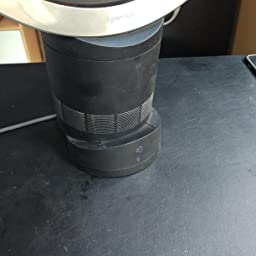 Dyson AM06 Ventilador de Mesa, 24 W, 57.5 Decibeles, Metal ...