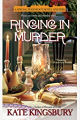Ringing In Murder (Pennyfoot Hotel Mystery Book 16) Kindle Edition