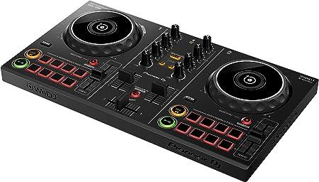 Oferta amazon: Pioneer DJ DDJ-200, Controlador portátil de 2 canales para DJ