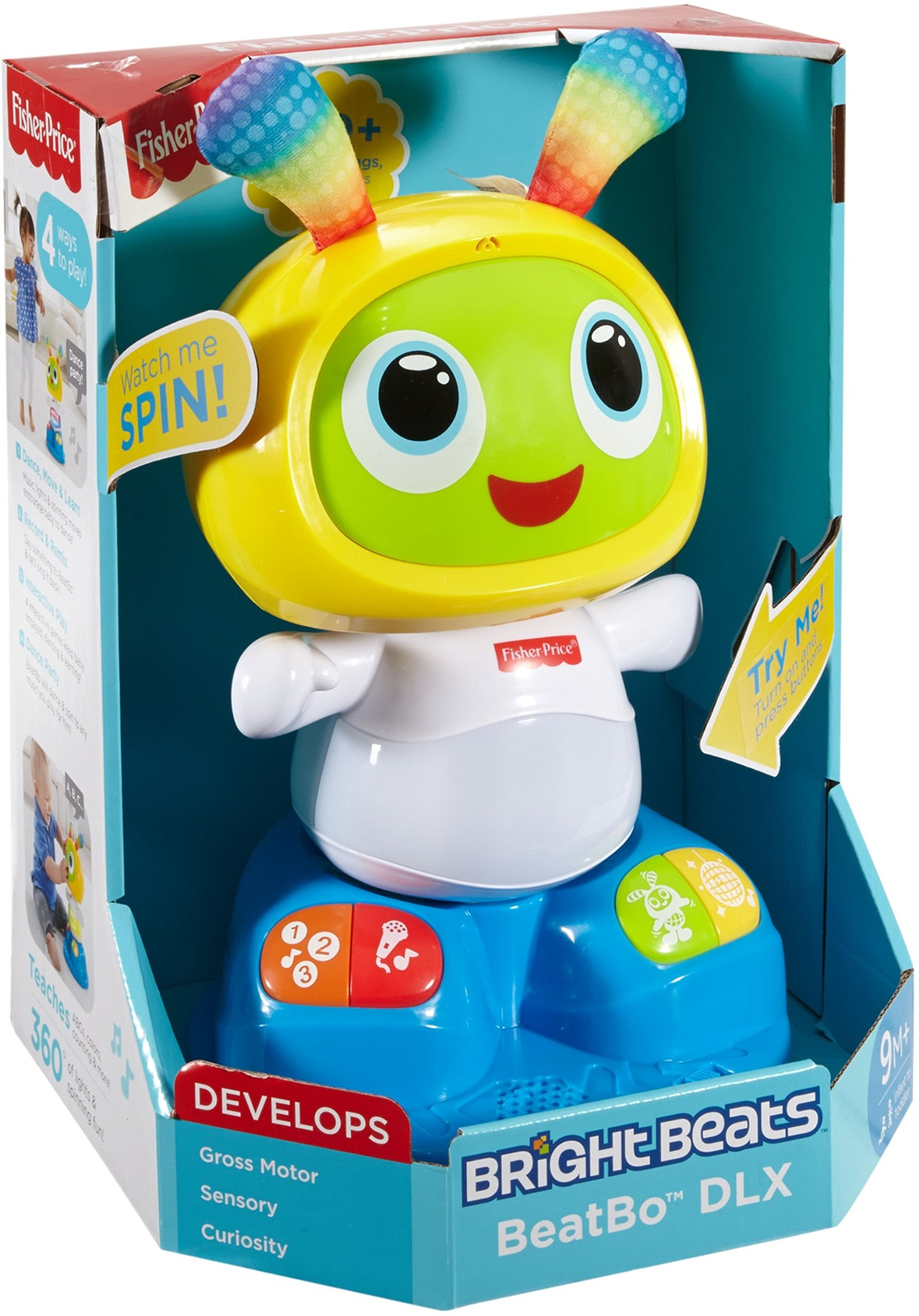 Fisher-Price Bright Beats BeatBo DLX by Fisher-Price