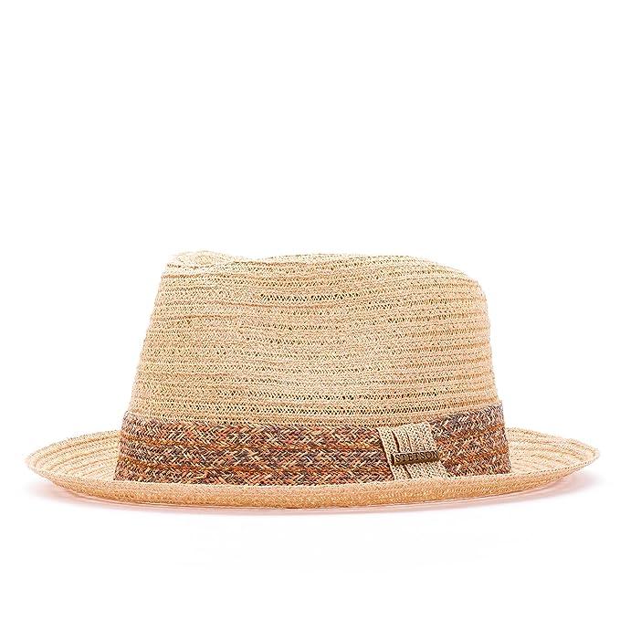 Stetson - Sombrero de Vestir - para Hombre Beige Large  Amazon.es  Ropa y  accesorios 3872485818b