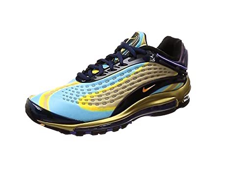 Nike Air Max Deluxe, Sneakers Basses Homme: