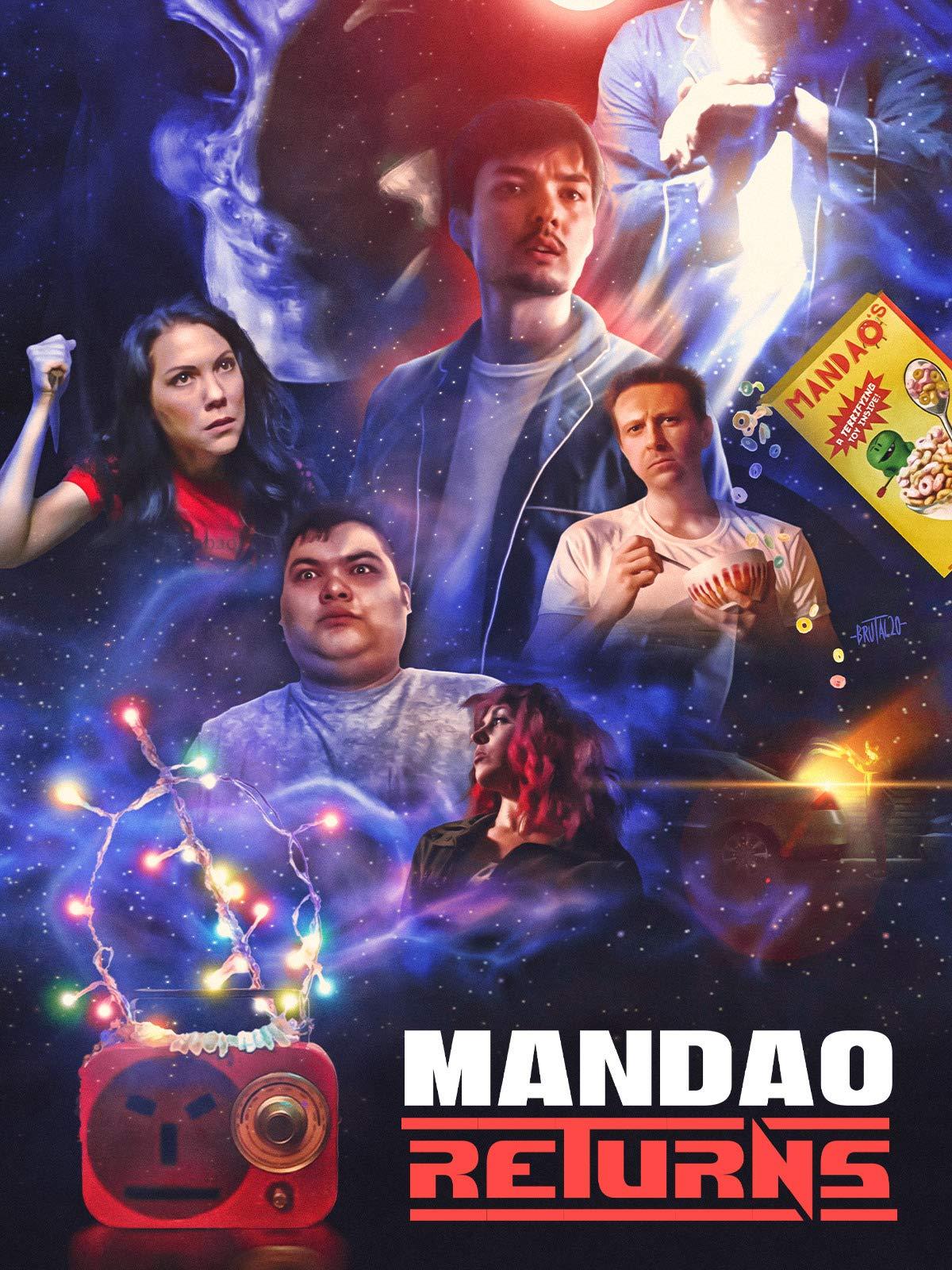 Amazon.com: Mandao Returns: Jenny Lorenzo, Sean Liang, Scott Dunn, Scott  Dunn