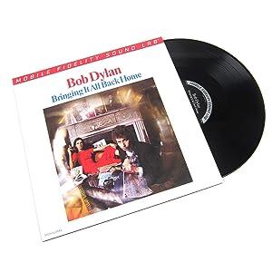 Bob Dylan: Bringing It All Back Home (Mono, 180g, 45rpm) Vinyl 2LP