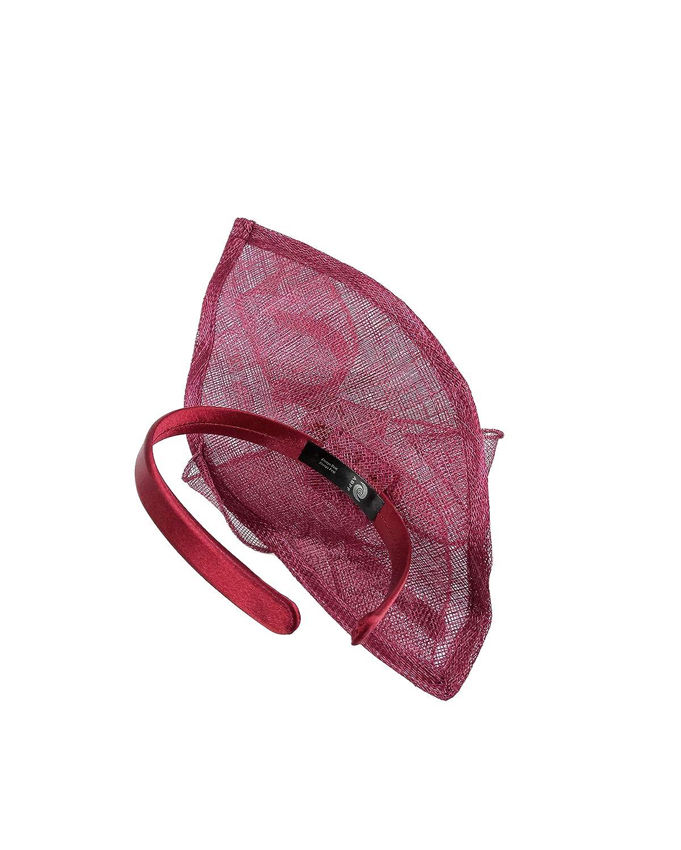 ABPF Sinamay Teardrop Fascinators Headband Hats Derby Racing Hat