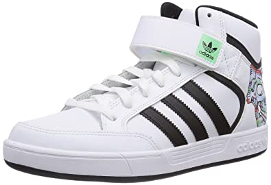 adidas Originals Men's Varial Mid High-top Trainers White - 7 UK (40 2