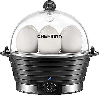 Chefman 6 Capacity Egg Cooker