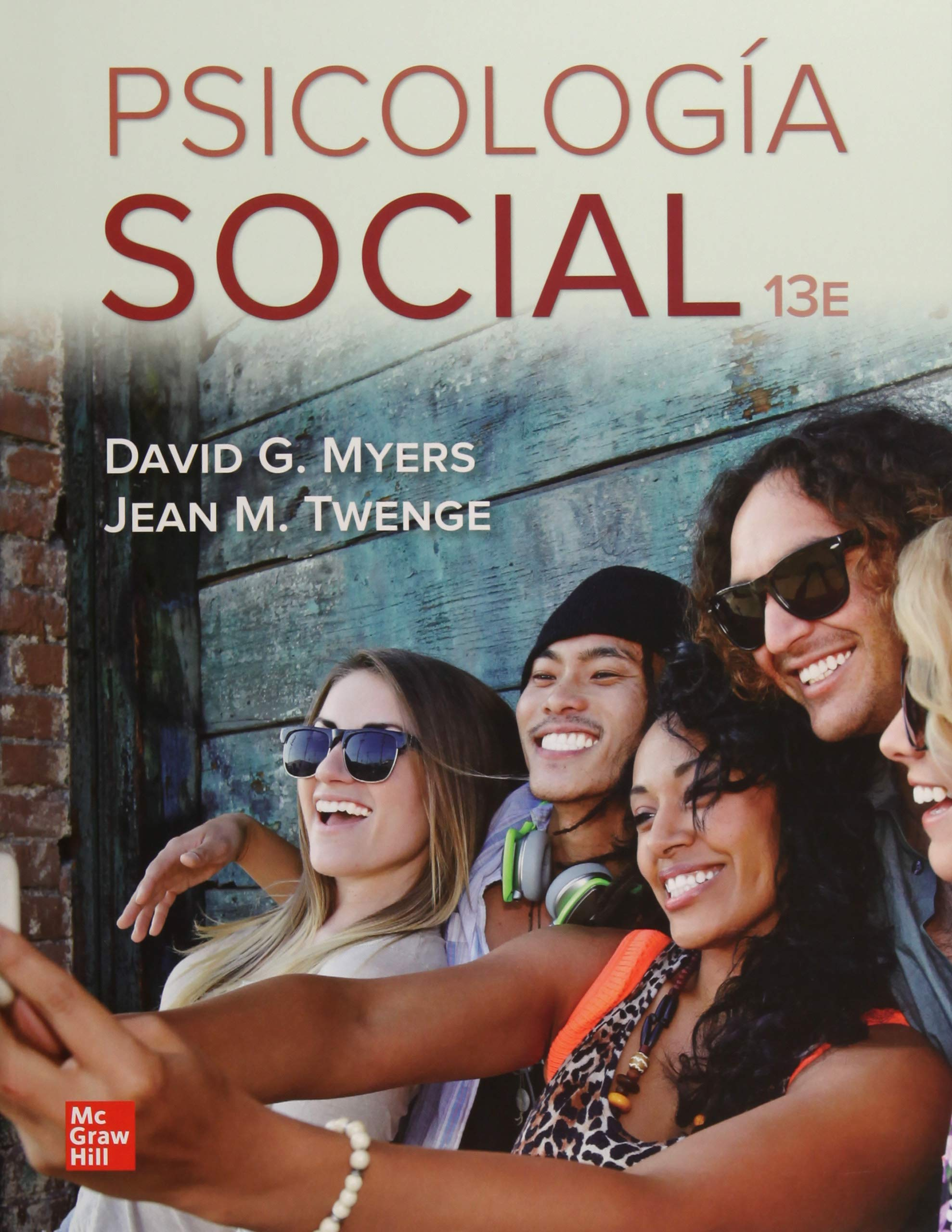 PSICOLOGIA SOCIAL CON CONNECT: Amazon.es: Myers,David, Twenge,Jean ...