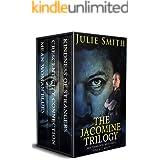 The Jacomine Trilogy: Skip Langdon Mysteries Vols. 6, 7, and 9 (The Skip Langdon Series)