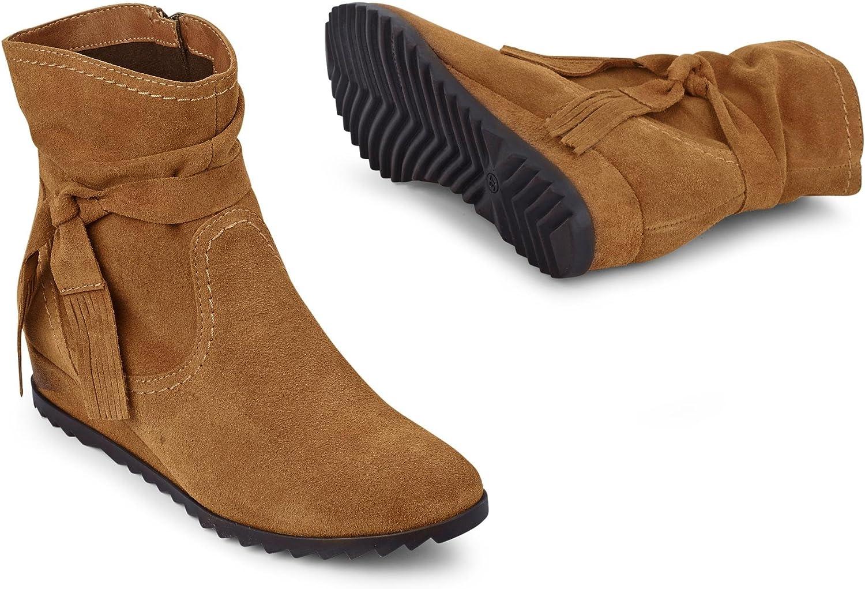 Boots TAMARIS 1 25750 29 Cuoio 455