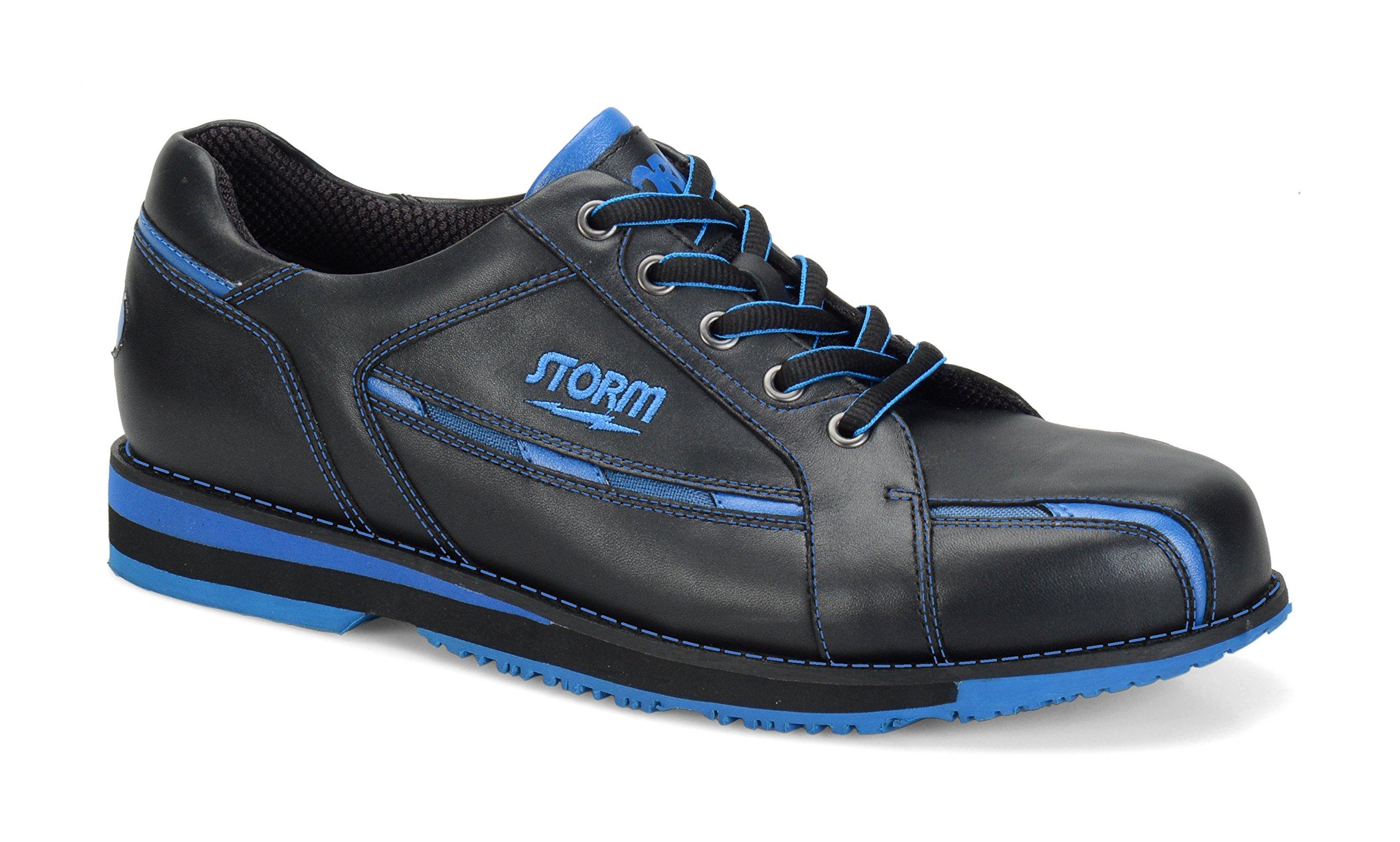 Storm SP800 Bowling Shoes, Black/Blue, 14.0 by Storm