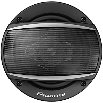 "PIONEER Pioneer TS-A1370F 5-1/4"" 300 Watts 3-Way Coaxial Car Speakers: Electronics"
