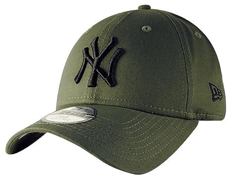 2d0272f3b1d6 Casquette Enfant 9FORTY League Ess 940 Jr New York Yankees olive-noir NEW  ERA -