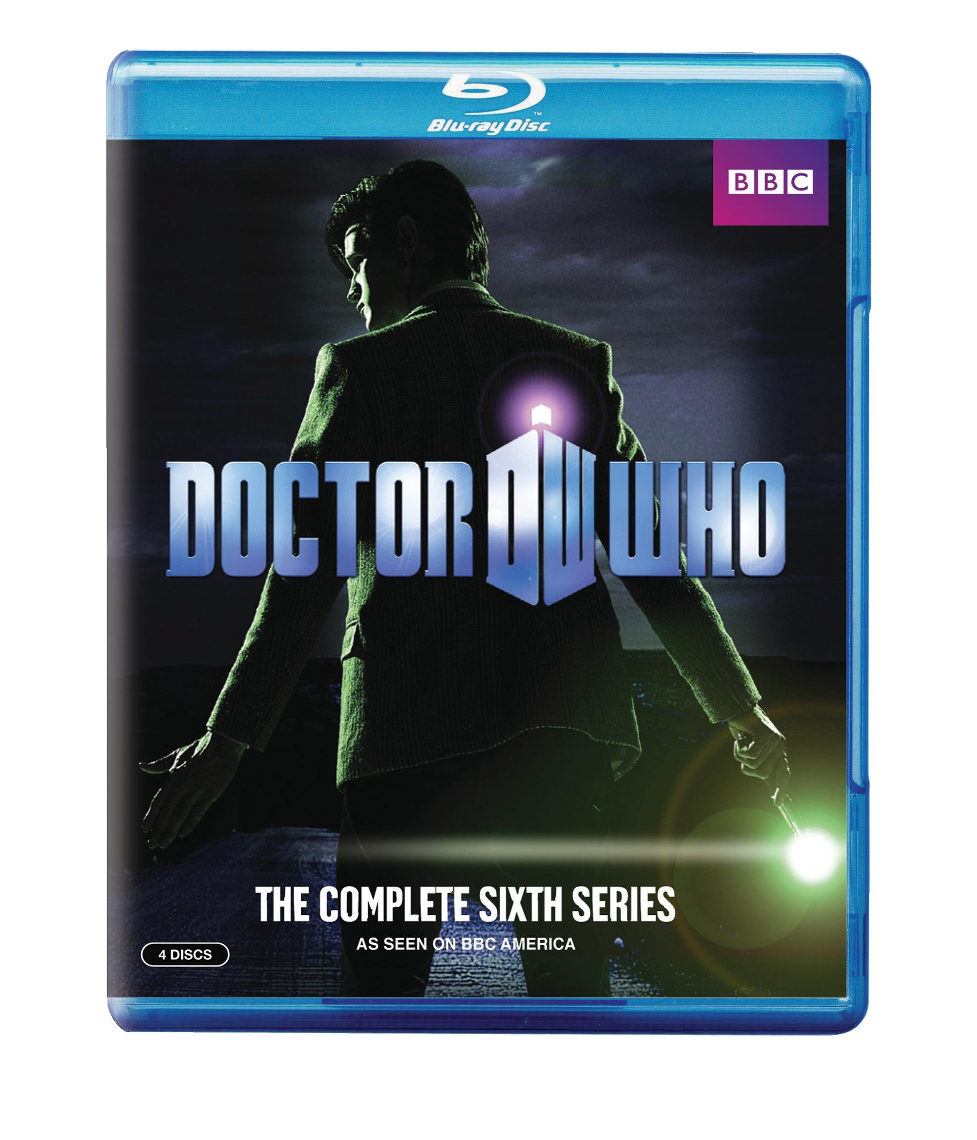 Doctor Who: The Complete Sixth Series (Blu-ray)
