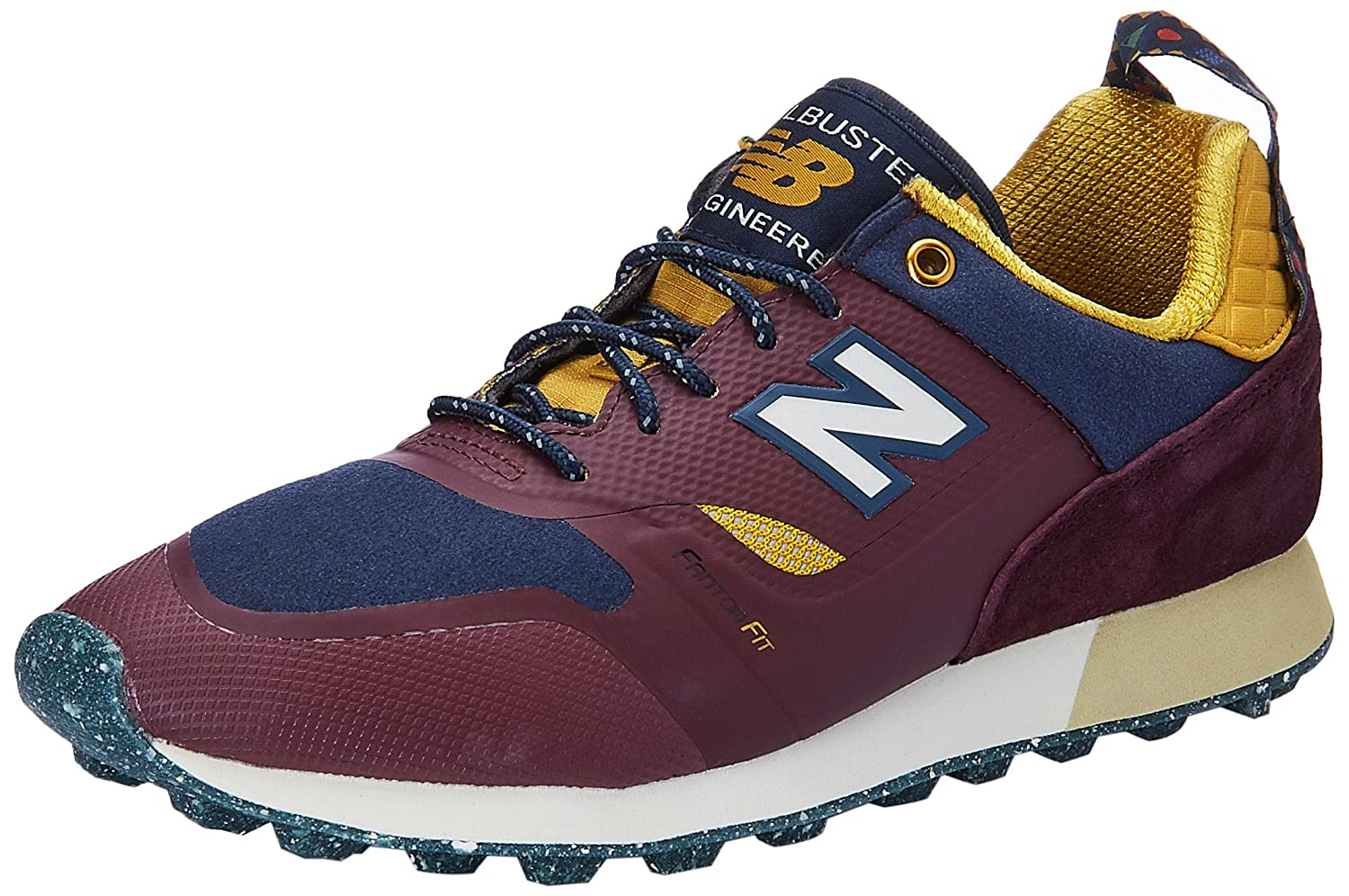 New Balance Men's Trailbuster RE-Engineered B01N53DGXB 12 D(M) US|Supernova Red