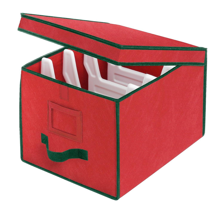 Christmas Light Storage Organizer Box Cube 4 Holder