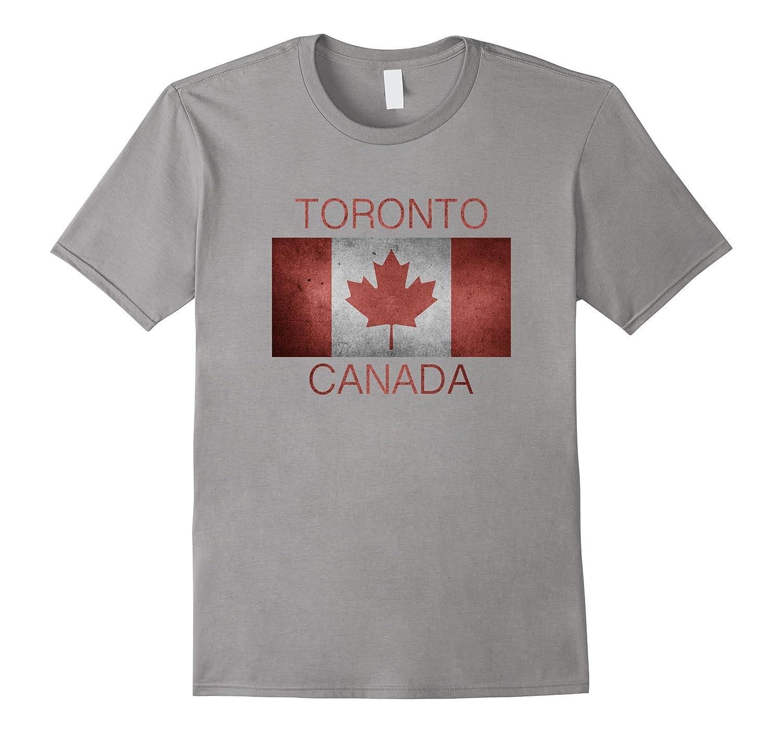 Toronto Canada T-shirt-Rose