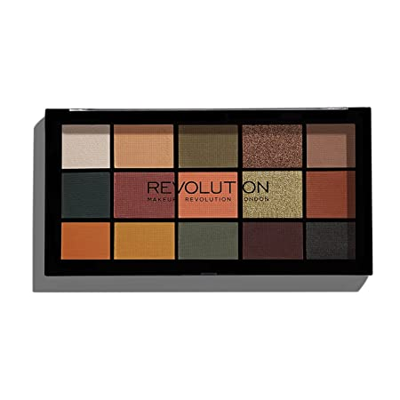 Makeup Revolution Re-Loaded Palette, Division, 16.5g Eyeshadow Bases and Primers at amazon