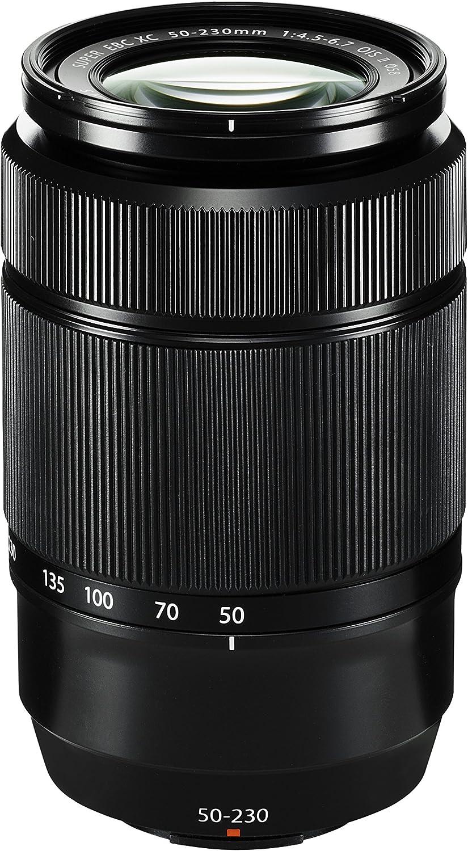 Fujifilm Fujinon XC 50-230mm Ois II Plata Lente