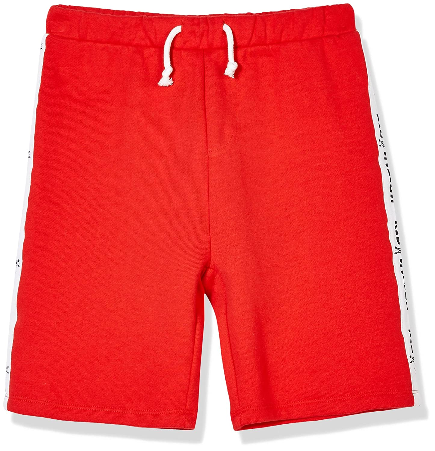 Kid Nation Kids' French Terry Elastic-Waist Short for Boys or Girls JIAYITANK27