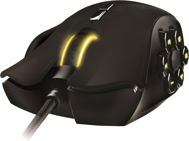 Razer Naga Hex League of Legends PC Gaming Mouse