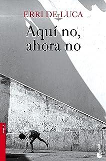 Aquí no, ahora no (Novela y Relatos)