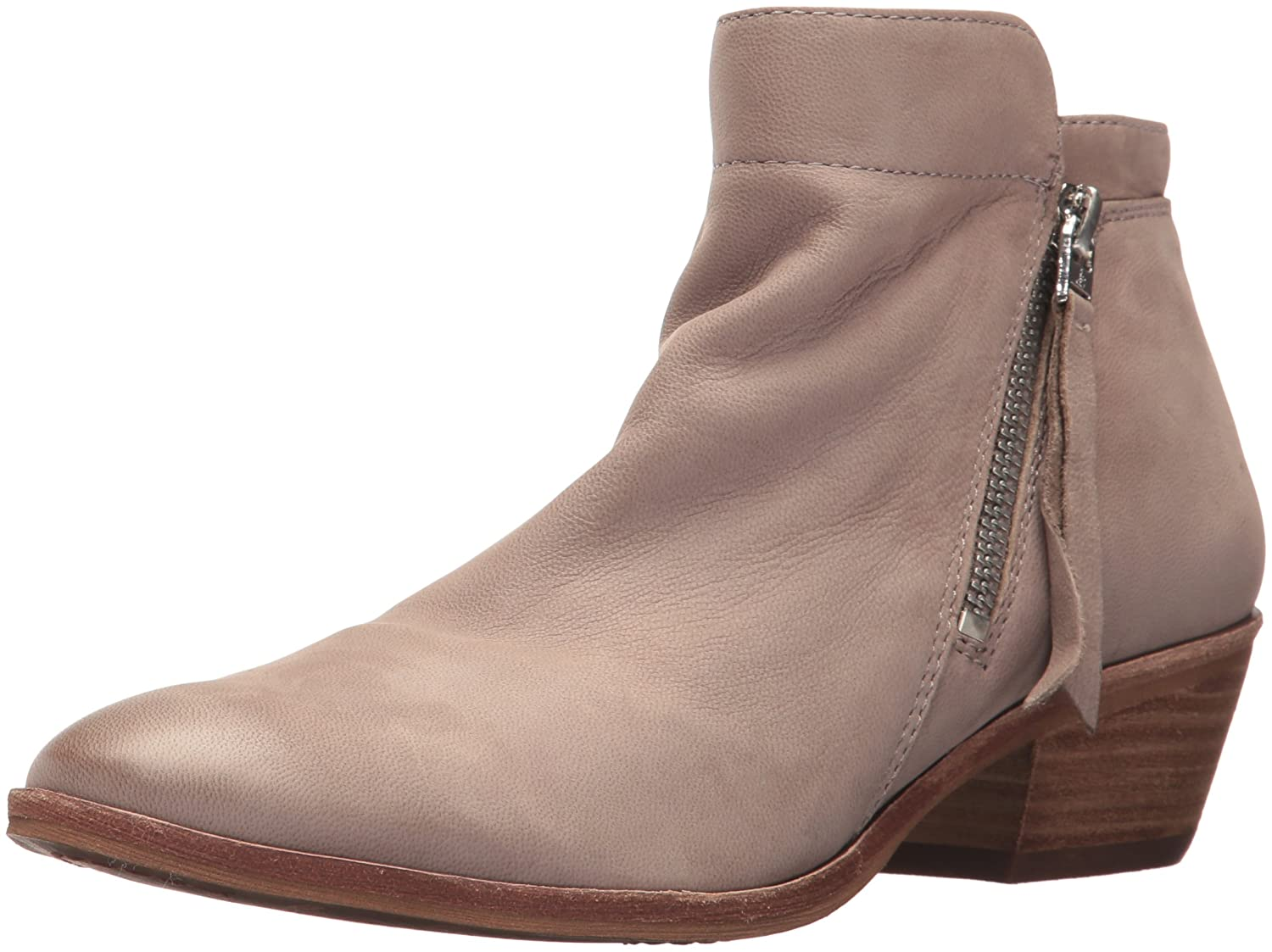 Sam Edelman Women's Packer Ankle Boot B06XC9ZLXD 11.5 B(M) US|Putty Leather