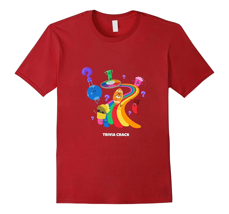 Trivia Crack Run T-Shirt-TD