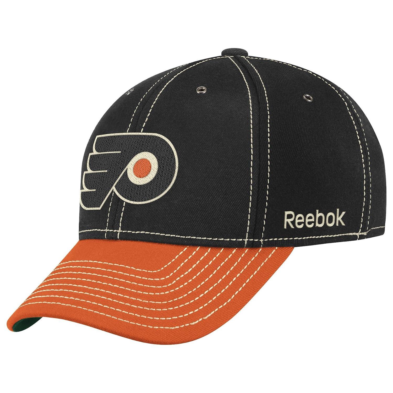 384adbedd98 Amazon.com   NHL Philadelphia Flyers Winter Classic Structured Flex Fit Hat