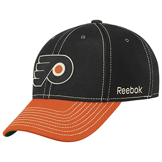 69368e1bb0b Amazon.com   NHL Philadelphia Flyers Winter Classic Structured Flex ...