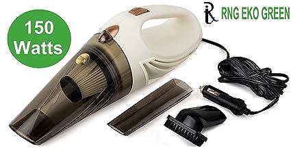 Rng Eko Green Rng 2001 Car Handheld Vacuum Cleaner White