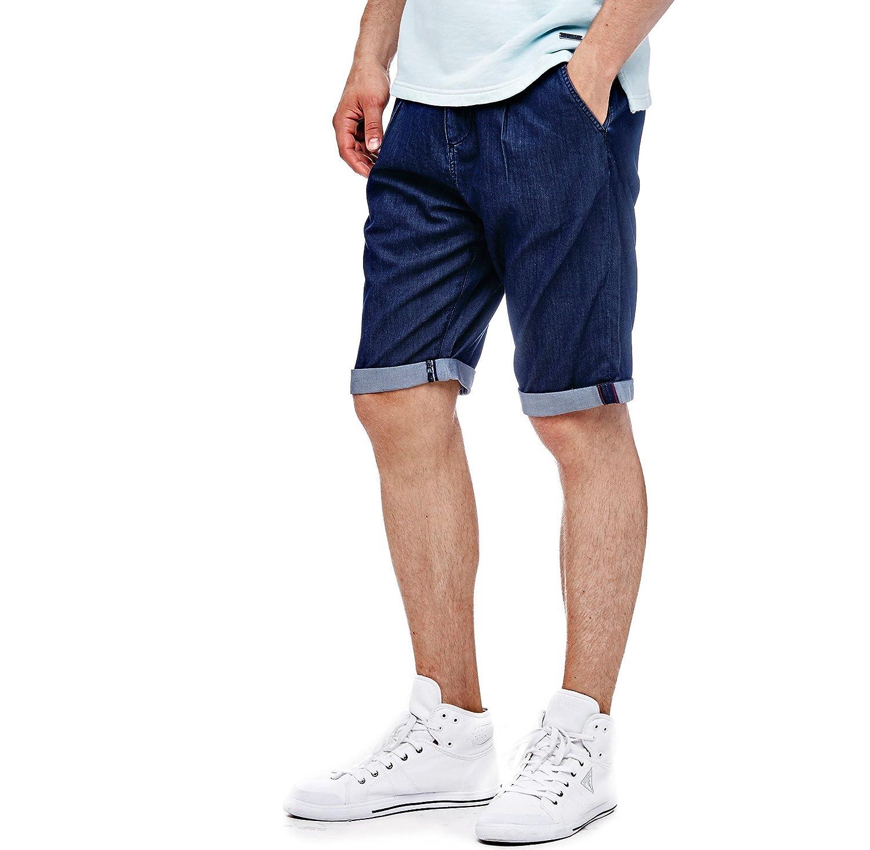 TALLA 48 (Talla del fabricante: 33). Guess M72d27d2hb0 - Pantalones Cortos Hombre