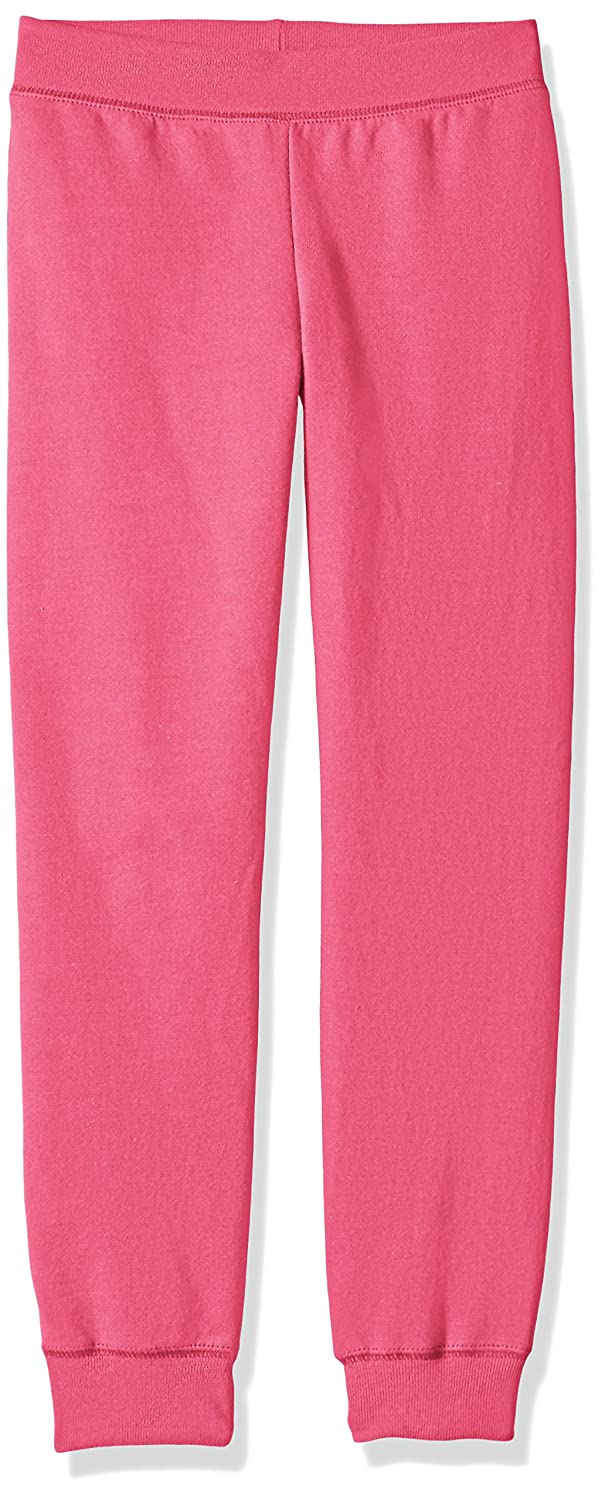 Hanes girls Big Girls Comfortsoft Ecosmart Fleece Jogger Pants Hanes Women's Activewear OK288