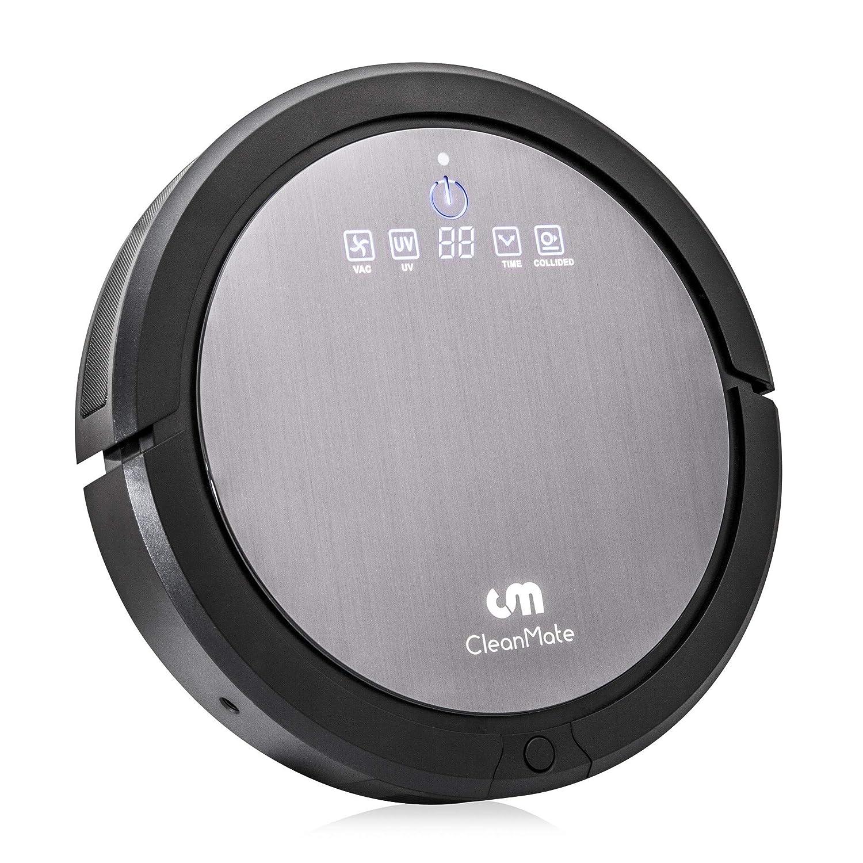 CleanMate CM3ロボット掃除機:カーペットと堅木張りの床のためのロボット掃除機 B07HKP4HBZ