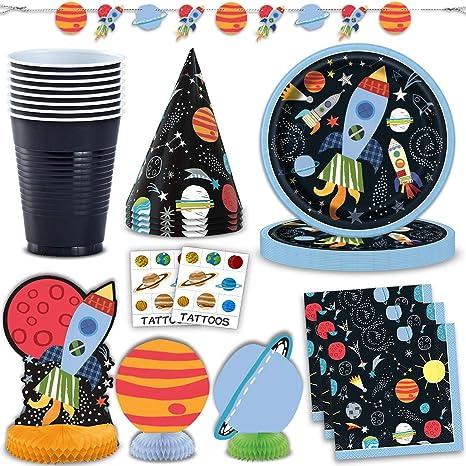 Amazon.com: Suministros para fiestas de espacio exterior ...