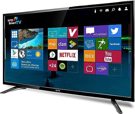 "NPG TVS400DL40F - TV D-LED 40"" HD TV 1080p Smart TV Android ..."